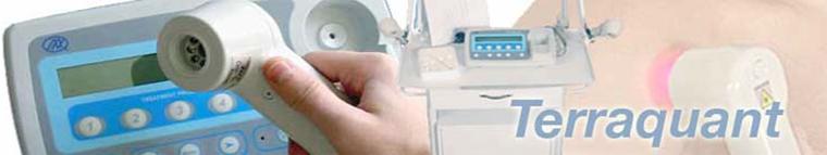 Terapia del dolor mediante Laser Frío Terraquant