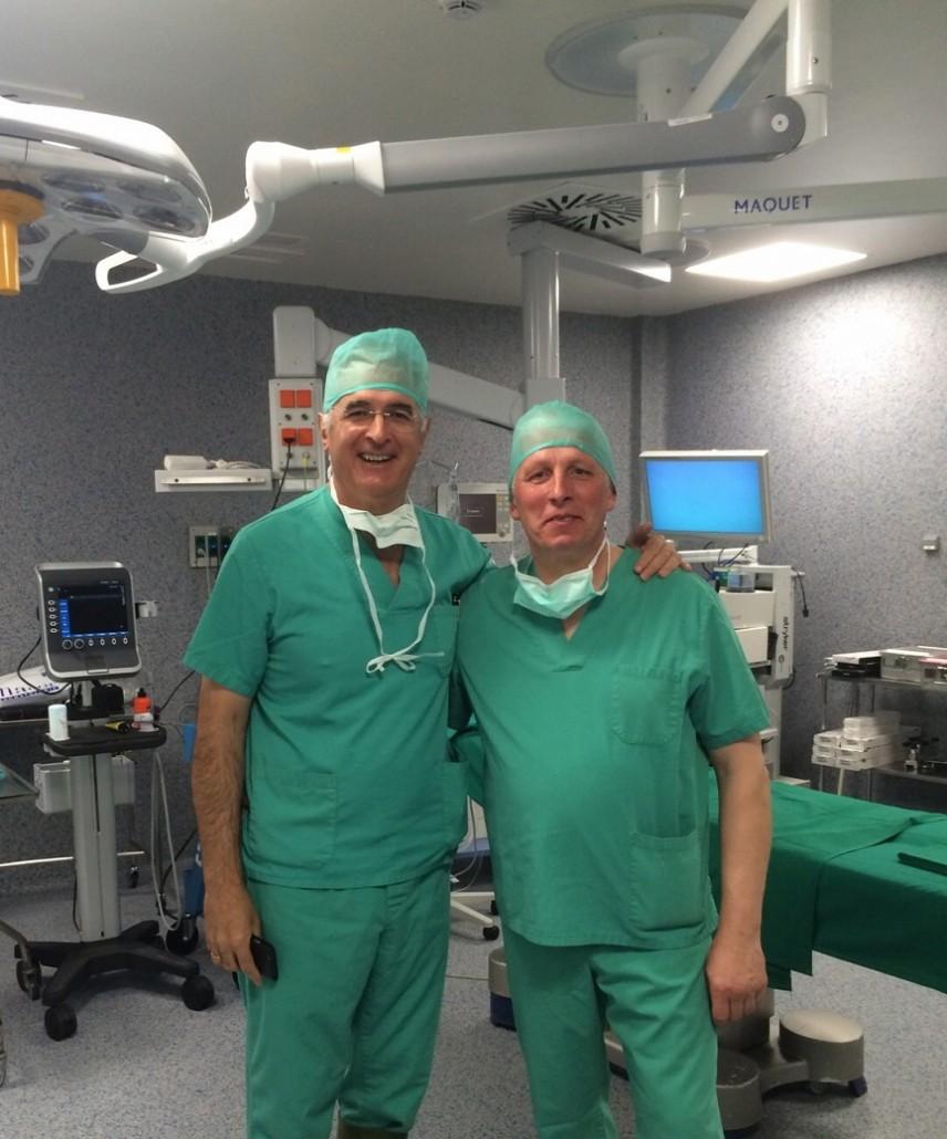 Cirugía de Hombro en A Coruña
