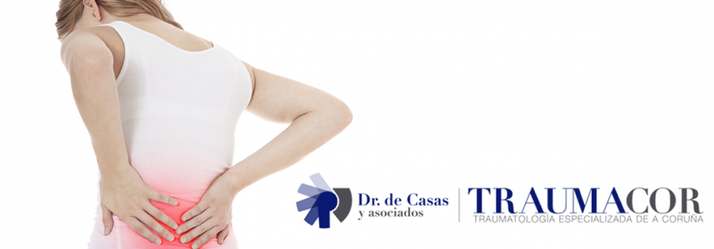 traumatologos coruña cirugía vertebral