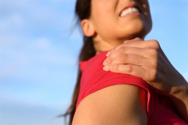 lesion de slap hombro
