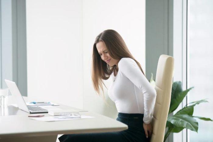 causas del dolor de la espalda baja