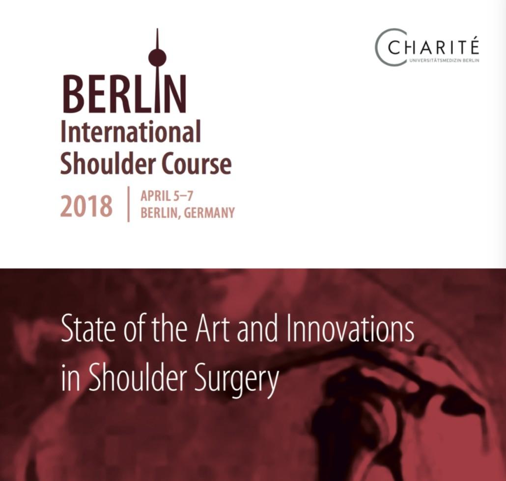 Berlin International Shoulder Course