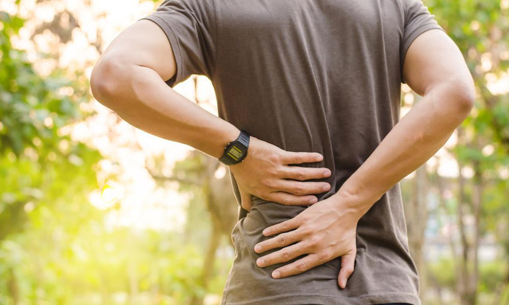 dolor de espalda y piernas