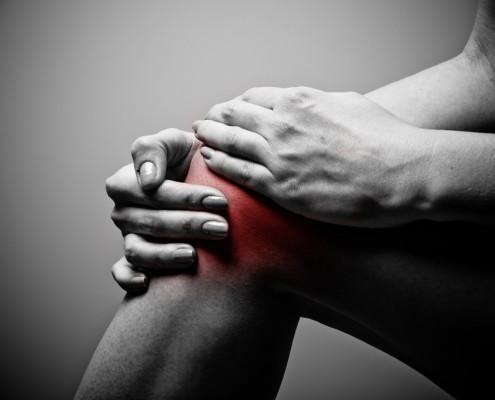 Dolor de rodilla después del gimnasio