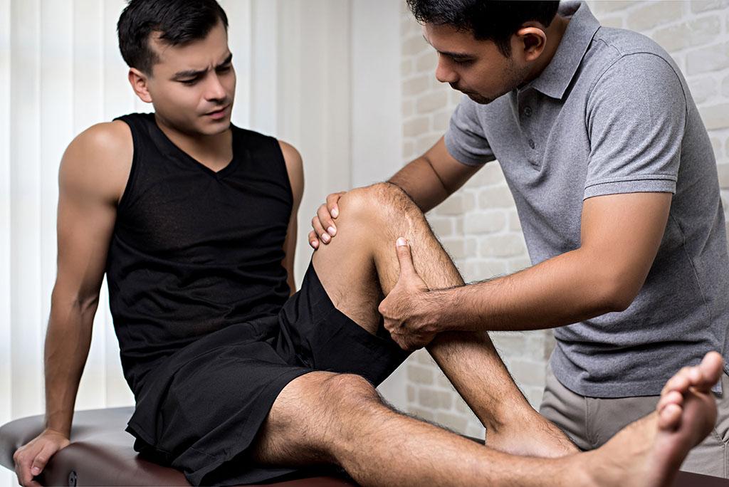Dolor de rodilla al correr en la parte interna