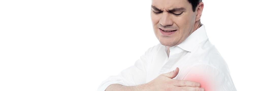 Qué significa el dolor en el hombro y el brazo izquierdo