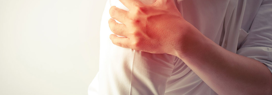Tratamiento de tendinitis calcificante del hombro en A Coruña