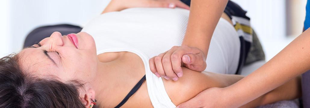 4 síntomas de la luxación de hombro